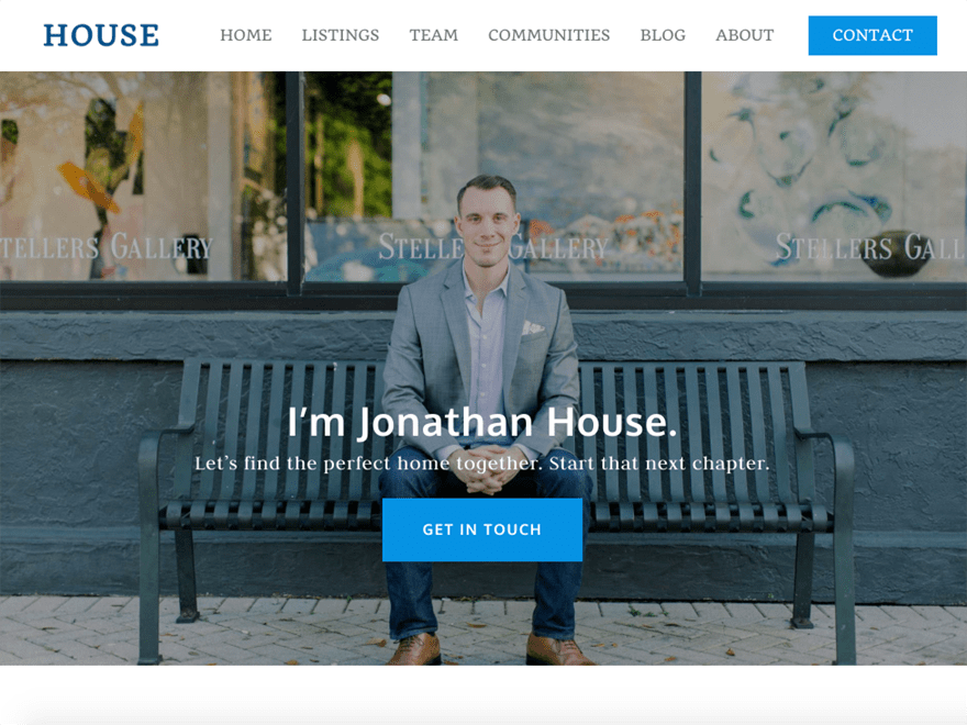 House Theme for Real Estate